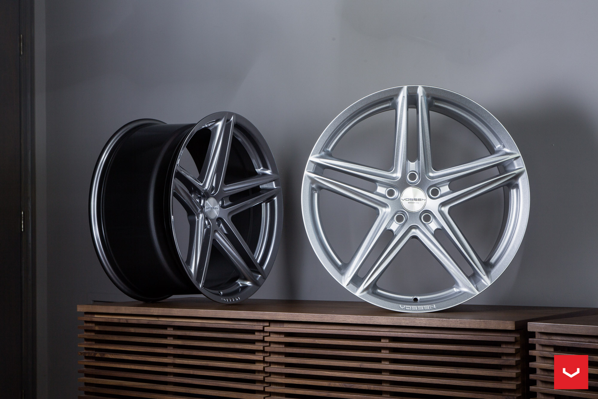 ����� ������ VFS-5 �� �������� Vossen Wheels