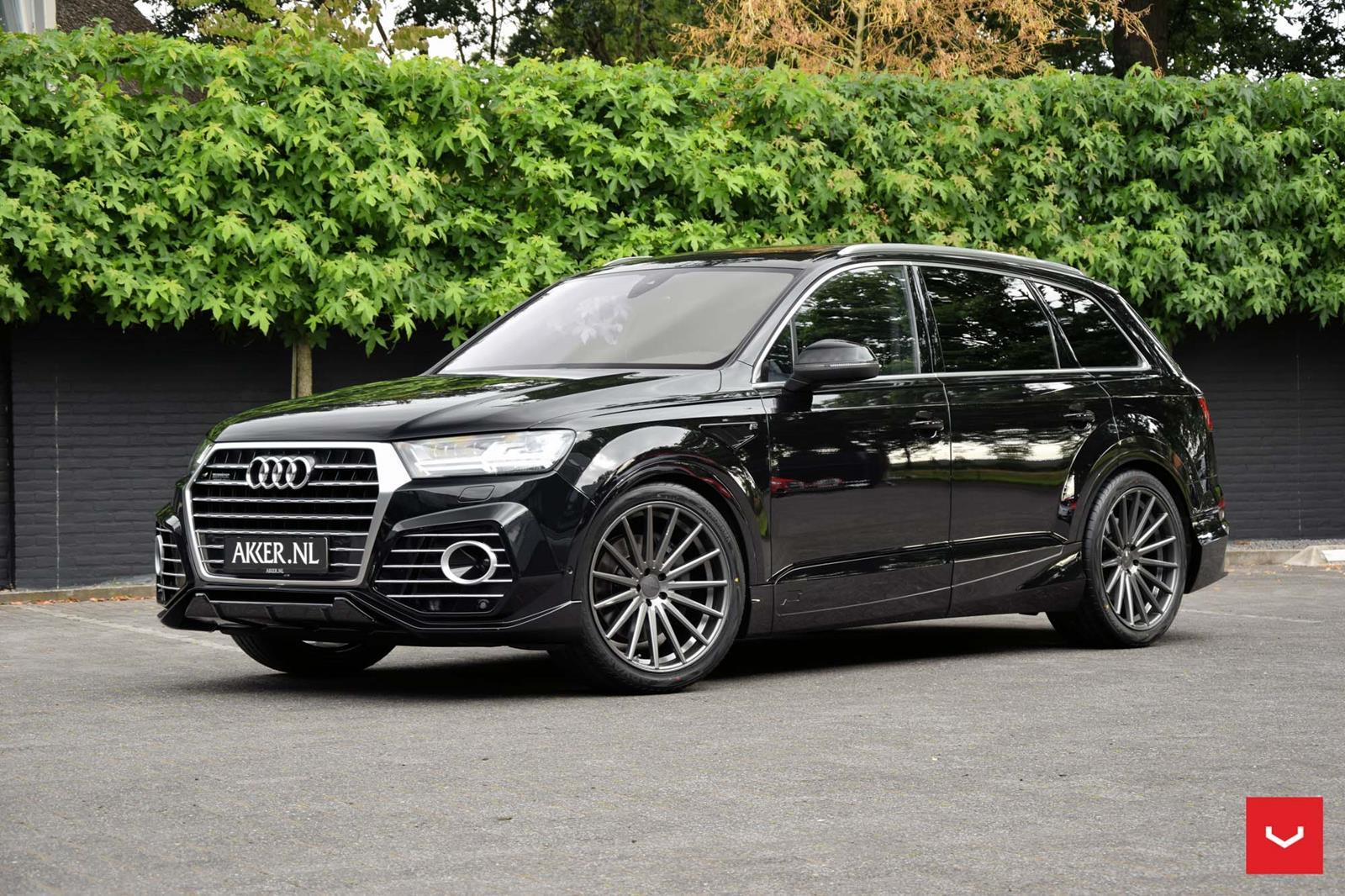 Audi Q7 на дисках VFS-2