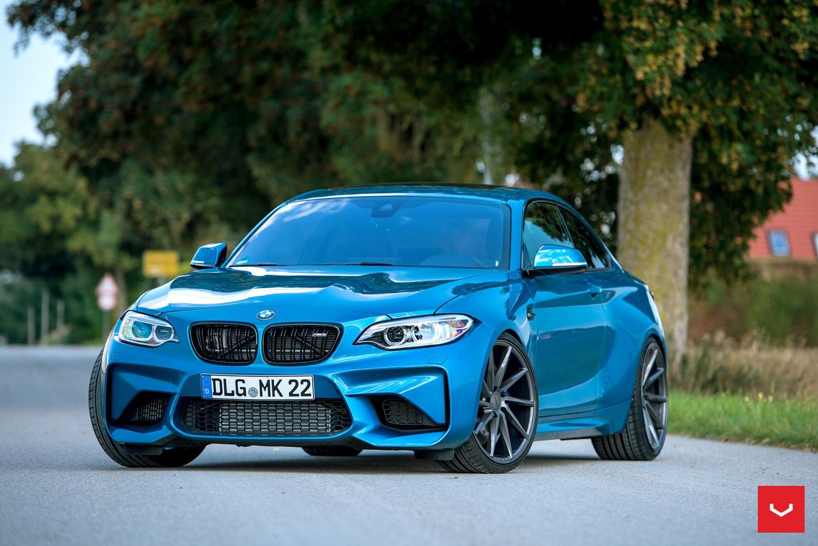BMW ћ2 на дисках CVT